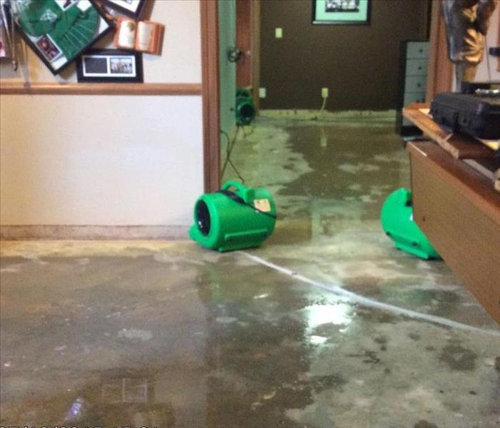 Why SERVPRO Don't be a victim of hidden water damage
